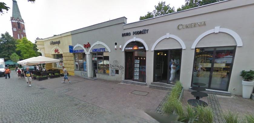 Wspominana cukiernia w Sopocie.